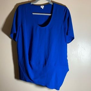 Wilfred Blue Blouse